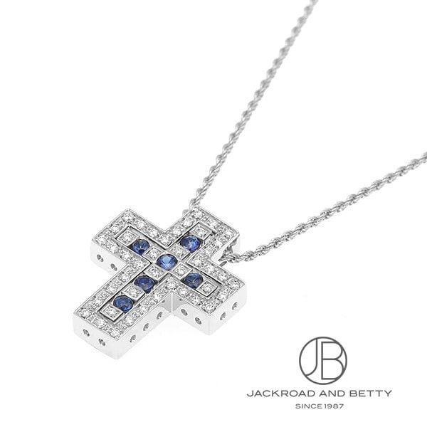 ダミアーニ DAMIANI ベルエポック ダイヤ&サファイア ネックレス(S) 20073461 【新品】 ジュエリー ブランドジュエリー