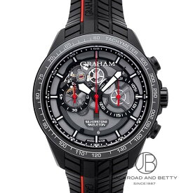 グラハム GRAHAM シルバーストーン RS スケルトン 2STAB.B01A.K89H 新品 時計 メンズ