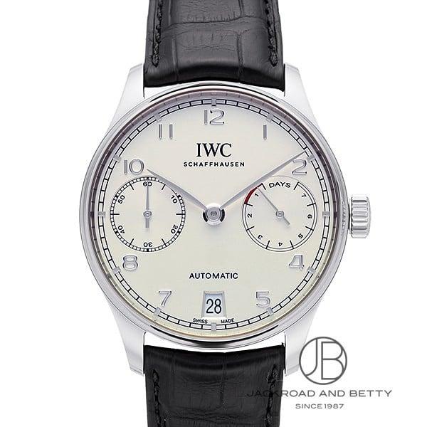 IWC IWC ポルトギーゼ オートマティック 7デイズ IW500712 【新品】 時計 メンズ