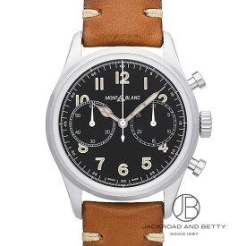 モンブラン MONTBLANC 1858 オートマティック クロノグラフ 117836 新品 時計 メンズ