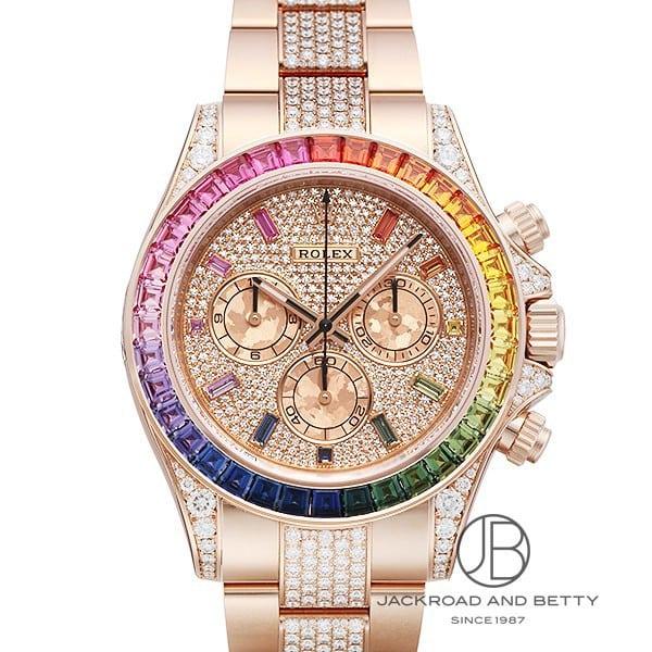 ロレックス ROLEX コスモグラフ デイトナ レインボー 116595RBOW 新品 時計 メンズ