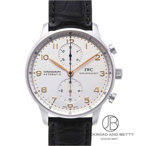 IWC IWC ポルトギーゼ クロノグラフ オートマチック IW371445 【新品】 時計 メンズ