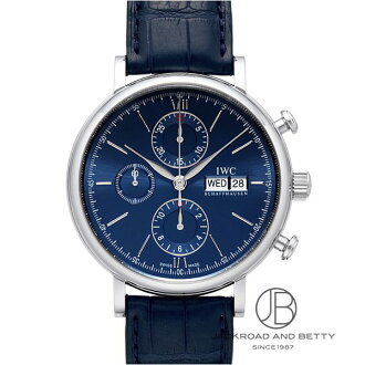 IWC Portofino chronograph Laureus / Ref.IW391019