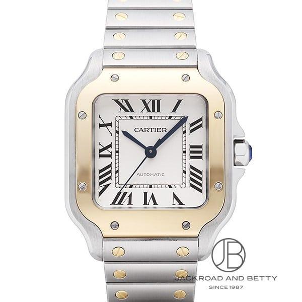 カルティエ CARTIER サントス ドゥ カルティエ MM W2SA0007 新品 時計 メンズ