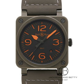 ベル&ロス BELL&ROSS BR03-92 MA-1 BR0392-KAO-CE/SCA 新品 時計 メンズ