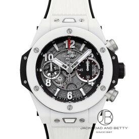 ウブロ HUBLOT ビッグバン ウニコ ホワイトセラミック 441.HX.1170.RX 新品 時計 メンズ