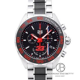タグ・ホイヤー TAG HEUER フォーミュラ1 クロノグラフ マックス フェルスタッペン スペシャル エディション CAZ101U.BA0843 新品 時計 メンズ