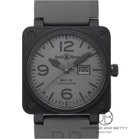 ベル&ロス BELL&ROSS BR01-96 コマンド ビッグデイト BR01-96COMMANDO-R 新品 時計 メンズ