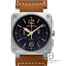 ベル&ロス BELL&ROSS BR03-94 ゴールデン ヘリテージ クロノグラフ BR03-94 GOLDEN HERITAGE 新品 時計 メンズ