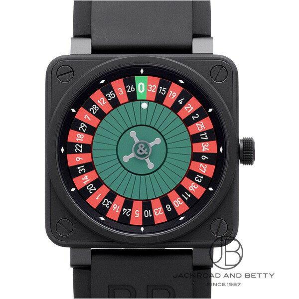 ベル&ロス BELL&ROSS BR01-92 カジノ ルーレット BR01-92 CASINO 【新品】 時計 メンズ
