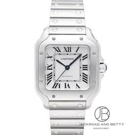 カルティエ CARTIER サントス ドゥ カルティエ MM WSSA0029 新品 時計 男女兼用