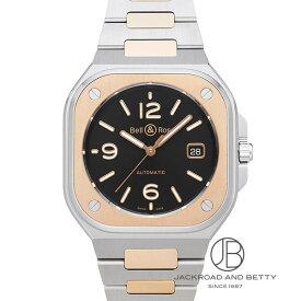 ベル&ロス BELL&ROSS BR05 ブラックスティール & ゴールド BR05A-BL-STPG/SSG 新品 時計 メンズ