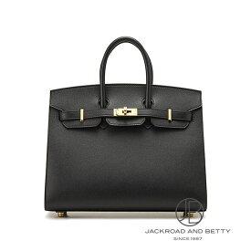 エルメス HERMES バーキン25 セリエ 外縫い ノワール ブラック 黒 新品 バッグ