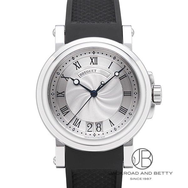 ブレゲ Breguet マリーンII ラージデイト 5817ST/12/5V8 【新品】 時計 メンズ