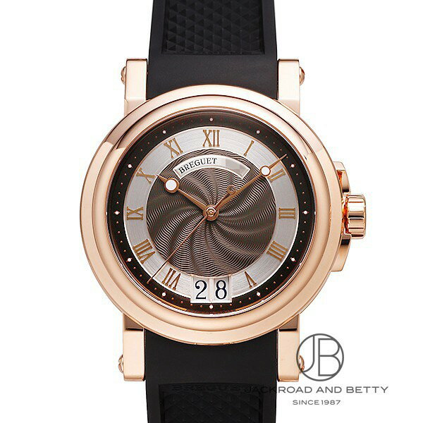 ブレゲ Breguet マリーンII ラージデイト 5817BR/Z2/5V8 【新品】 時計 メンズ