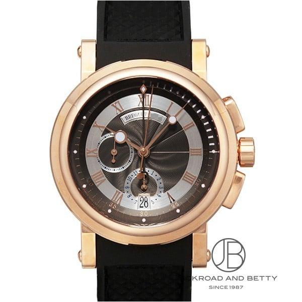 ブレゲ Breguet マリーンII クロノグラフ 5827BR/Z2/5ZU 【新品】 時計 メンズ