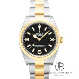 ロレックス ROLEX エクスプローラー 124273 新品 時計 メンズ