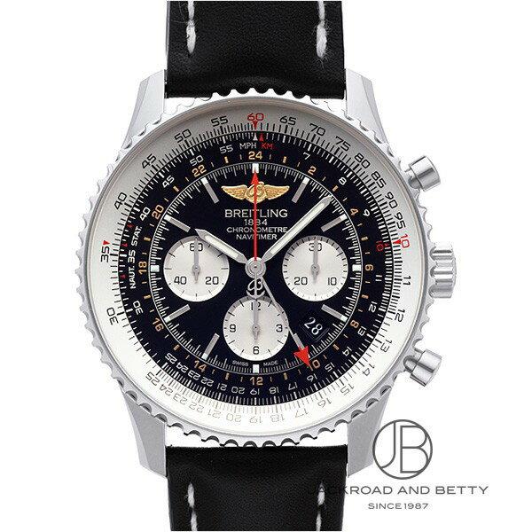 ブライトリング BREITLING ナビタイマー GMT A044B24KBA 【新品】 時計 メンズ