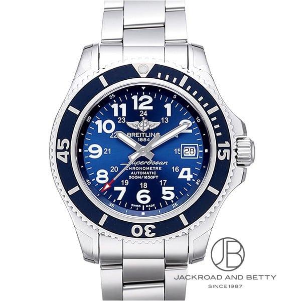 ブライトリング BREITLING スーパーオーシャンII 42 A182C15PSS 【新品】 時計 メンズ