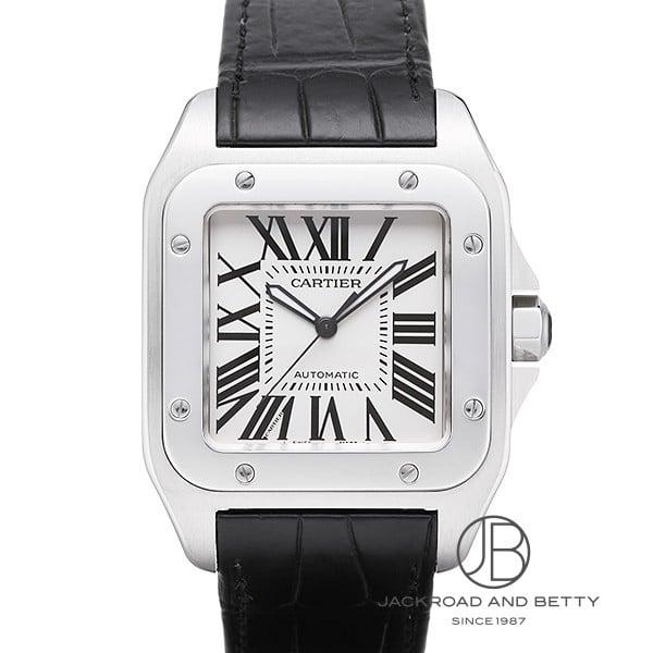 カルティエ CARTIER サントス100 W20073X8 【新品】 時計 メンズ