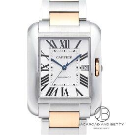 カルティエ CARTIER タンク アングレーズ XL W5310006 新品 時計 メンズ