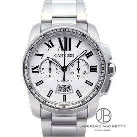 カルティエ CARTIER カリブル ドゥ カルティエ クロノグラフ W7100045 新品 時計 メンズ