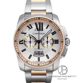 カルティエ CARTIER カリブル ドゥ カルティエ クロノグラフ W7100042 新品 時計 メンズ