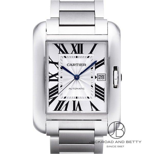 カルティエ CARTIER タンク アングレーズ XL W5310008 【新品】 時計 メンズ