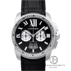 カルティエ CARTIER カリブル ドゥ カルティエ クロノグラフ W7100060 新品 時計 メンズ