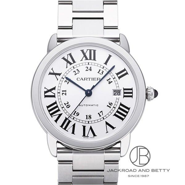 カルティエ CARTIER ロンドソロ XL W6701011 【新品】 時計 メンズ