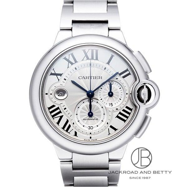 カルティエ CARTIER バロンブルー クロノグラフ W6920076 【新品】 時計 メンズ
