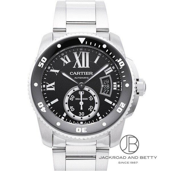 カルティエ CARTIER カリブル ドゥ カルティエ ダイバー W7100057 【新品】 時計 メンズ