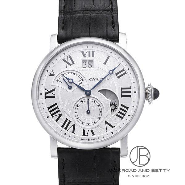 カルティエ CARTIER ロトンド グランドデイト レトログラード W1556368 【新品】 時計 メンズ
