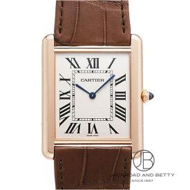 カルティエ CARTIER タンク ルイ・カルティエ エクストラ フラット W1560017 新品 時計 メンズ