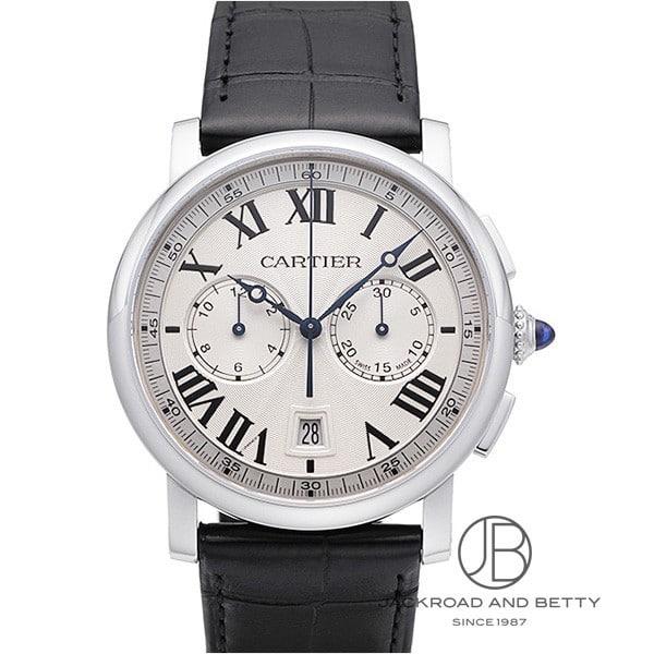 カルティエ CARTIER ロトンド ドゥ カルティエ クロノグラフ WSRO0002 【新品】 時計 メンズ