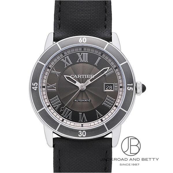 カルティエ CARTIER ロンド クロワジエール WSRN0003 【新品】 時計 メンズ