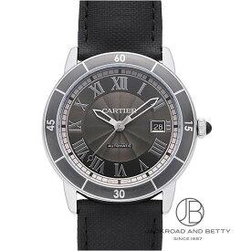 カルティエ CARTIER ロンド クロワジエール WSRN0003 新品 時計 メンズ