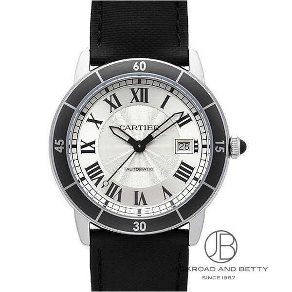 カルティエ CARTIER ロンド クロワジエール WSRN0002 【新品】 時計 メンズ