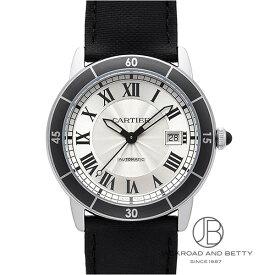 カルティエ CARTIER ロンド クロワジエール WSRN0002 新品 時計 メンズ