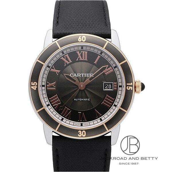 カルティエ CARTIER ロンド クロワジエール W2RN0005 【新品】 時計 メンズ