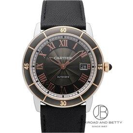 カルティエ CARTIER ロンド クロワジエール W2RN0005 新品 時計 メンズ