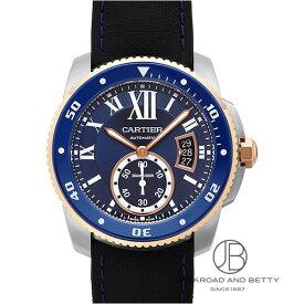 カルティエ CARTIER カリブル ドゥ カルティエ ダイバー W2CA0008 新品 時計 メンズ