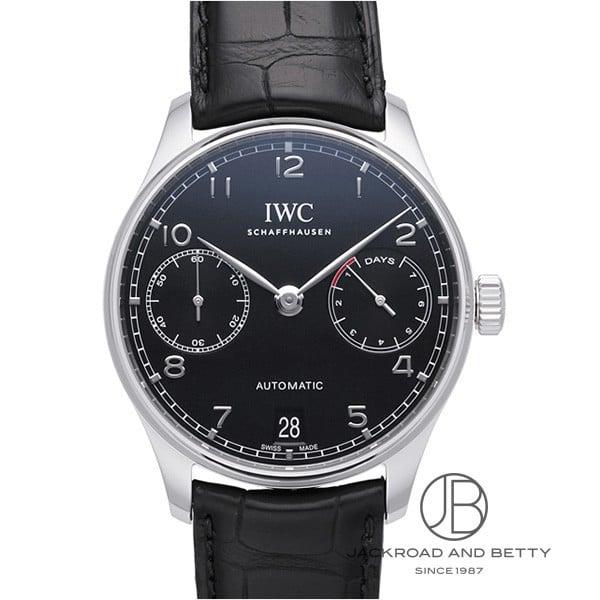 IWC IWC ポルトギーゼ オートマティック 7デイズ IW500703 【新品】 時計 メンズ