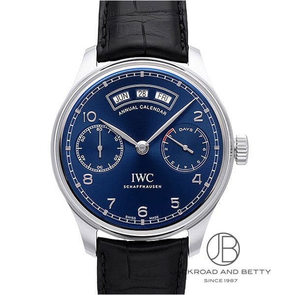 IWC IWC ポルトギーゼ アニュアルカレンダー IW503502 【新品】 時計 メンズ