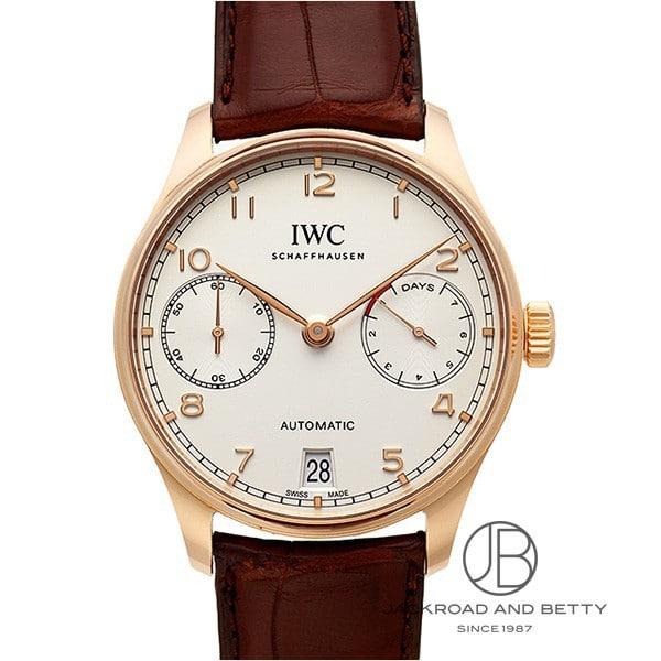 IWC IWC ポルトギーゼ オートマティック 7デイズ IW500701 【新品】 時計 メンズ