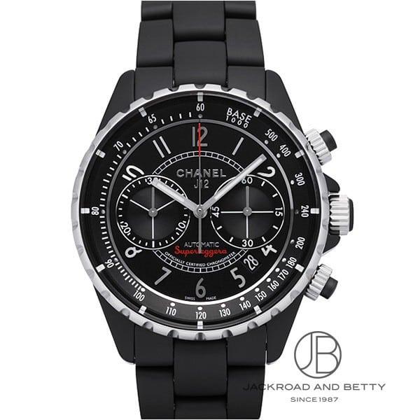 シャネル CHANEL J12 スーパーレッジェーラ H3409 【新品】 時計 メンズ