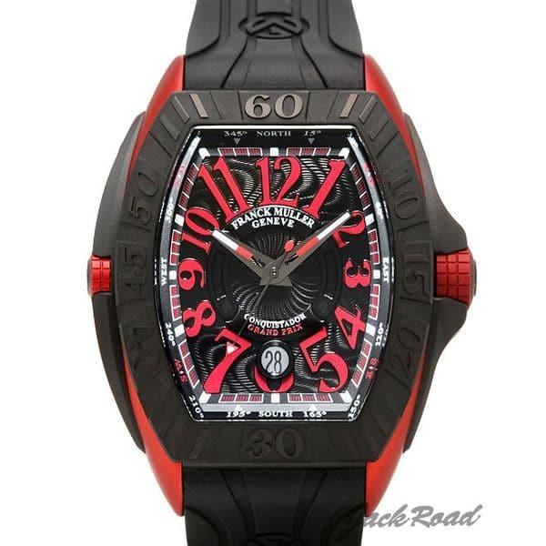 フランク・ミュラー FRANCK MULLER コンキスタドール グランプリ 8900SC DT GPG 【新品】 時計 メンズ