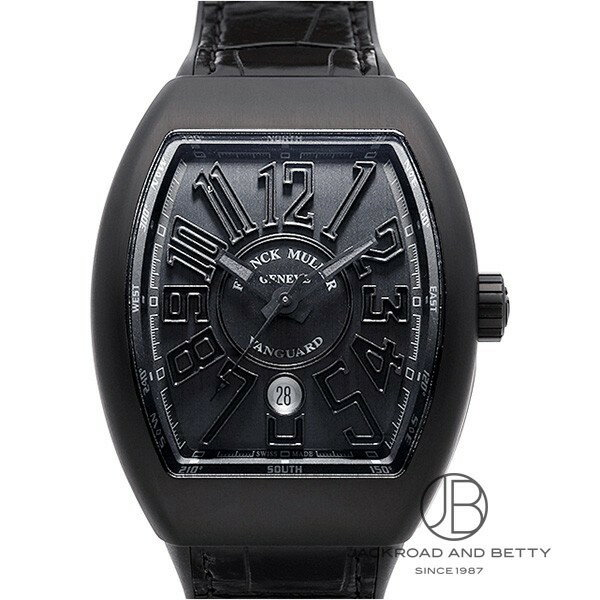 フランク・ミュラー FRANCK MULLER ヴァンガード V45SCDTTTBRNRNR 【新品】 時計 メンズ