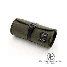 ジャックロード Jackroad JackRoad×PORTER コラボレーション オリジナル ウォッチケース olive 新品 その他