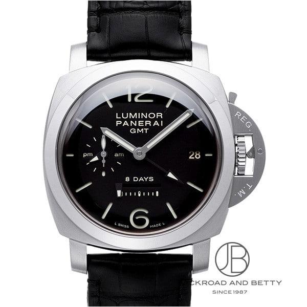 パネライ PANERAI ルミノール 1950 8デイズ GMT PAM00233 【新品】 時計 メンズ